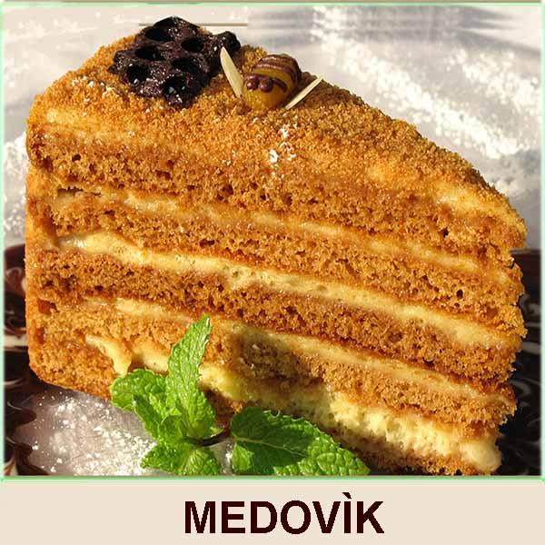 Cucina tipica russa
